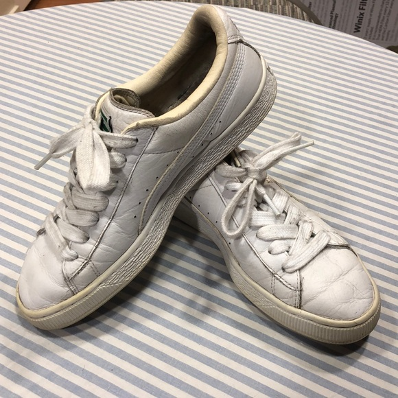 new arrival 2c561 f181a Heritage Basket Classic Sneakers SIZE 9 women's